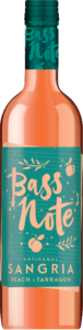 Bass Note Peach Tarragon Bottle